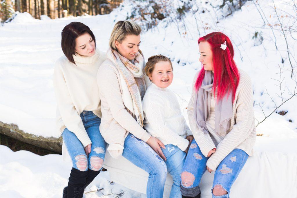 Familienshooting - Michaela Kraus photography