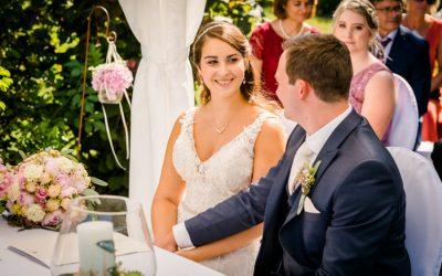 Hochzeit von Julia & Dietmar